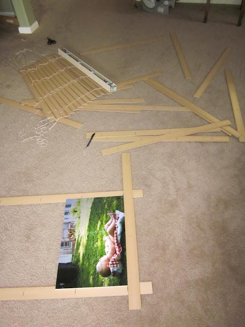 broken blinds project