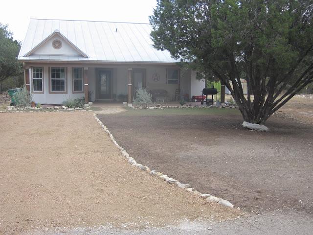 texas driveway