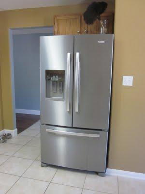 updated refrigerator