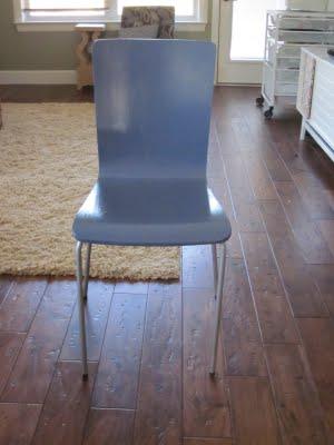 chair renovation