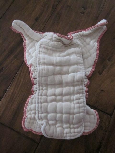 Workhorse diaper