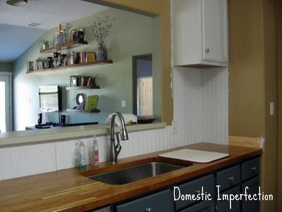 DIY kitchen project