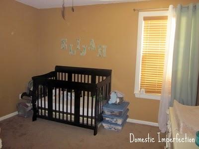 moving nursery furniture