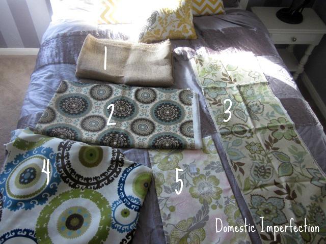 lamp shade fabric options