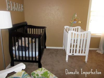 crib positioning