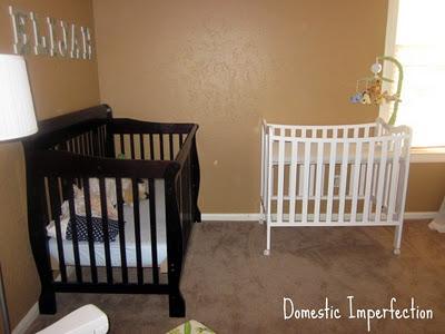 two baby nursery