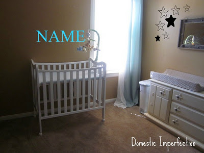 project list for nursery