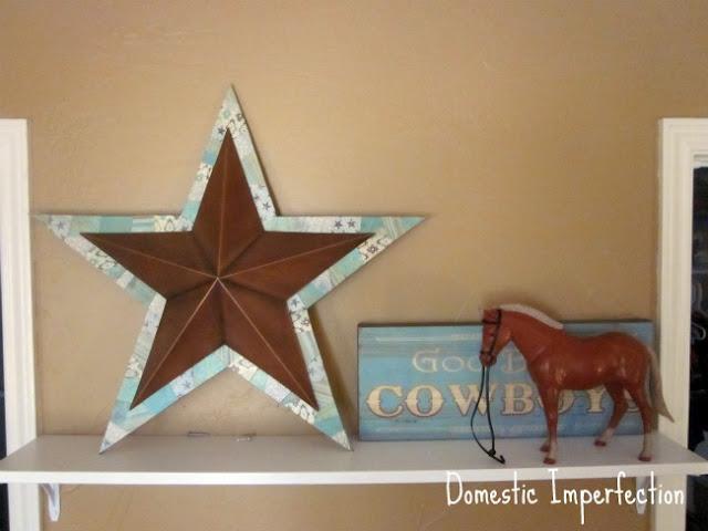 cowboy nursery theme