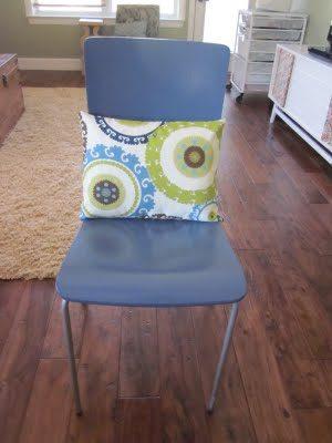 Quick Chair Redo
