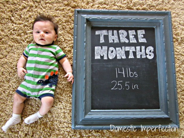 Three Month Levi