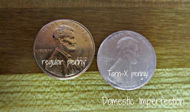 shining pennies