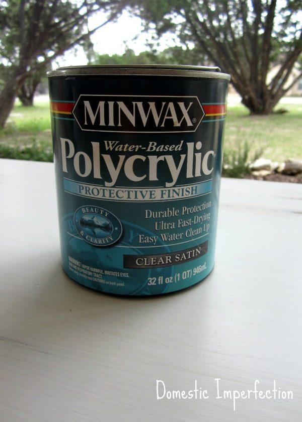 Polycrylic – The New Polyurethane