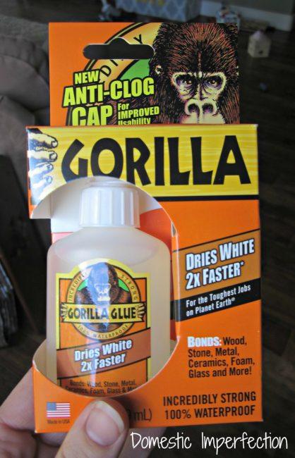 forever trustworthy gorilla glue