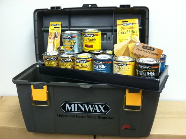 Minwax Tool Box -e