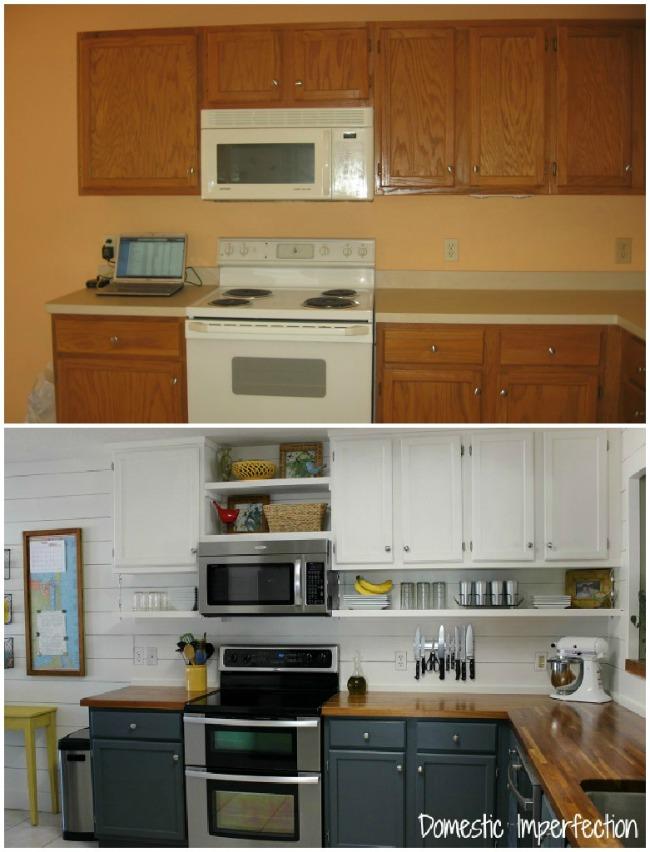 Raise The Cabinets Add A Shelf