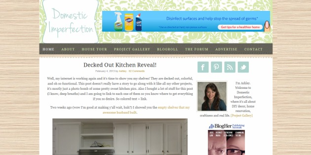 Blog Screenshot e