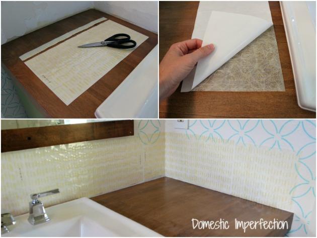 Cute 12 X 12 Ceramic Tile Thick 12X24 Ceiling Tile Rectangular 17 X 17 Floor Tile 1930S Floor Tiles Youthful 20X20 Floor Tile Brown3D Floor Tiles The Easiest Way To Tile A Backsplash   Domestic Imperfection