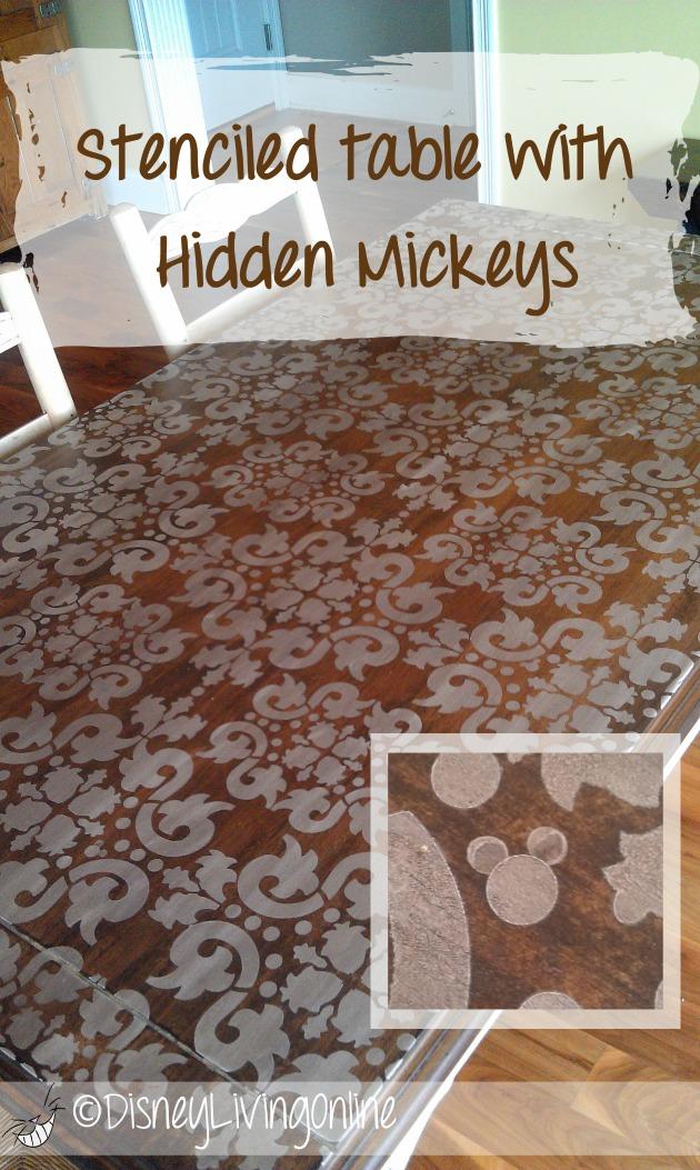 Mickey table
