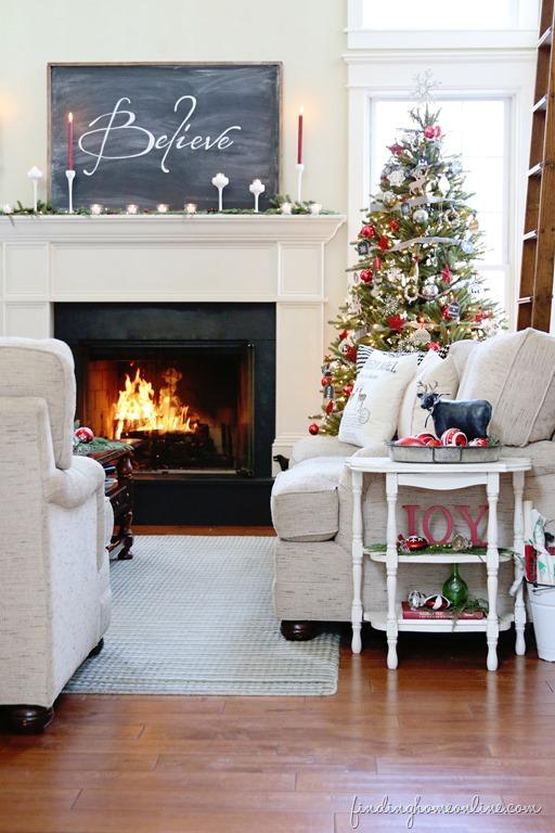 Finding Home Christmas Tour
