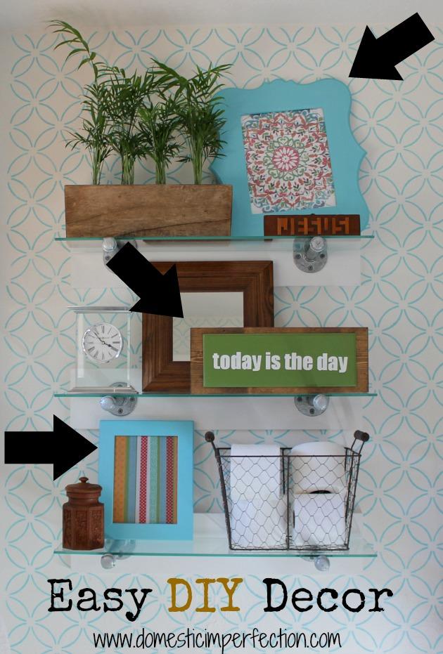 Easy DIY decor