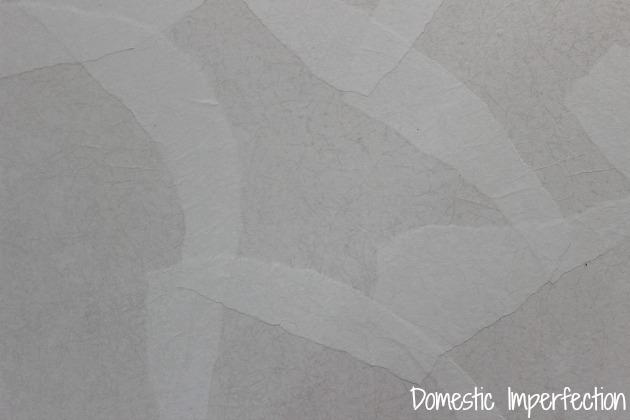 art paper close up