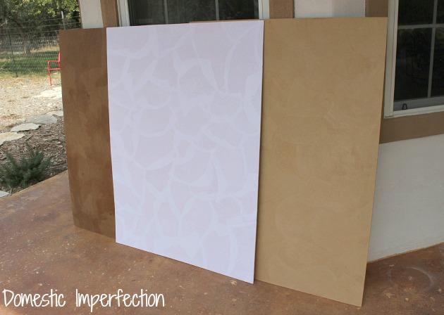 builders, art, and kraft paper