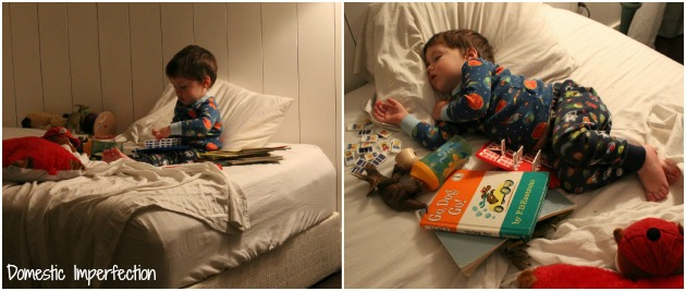 levi bedtime