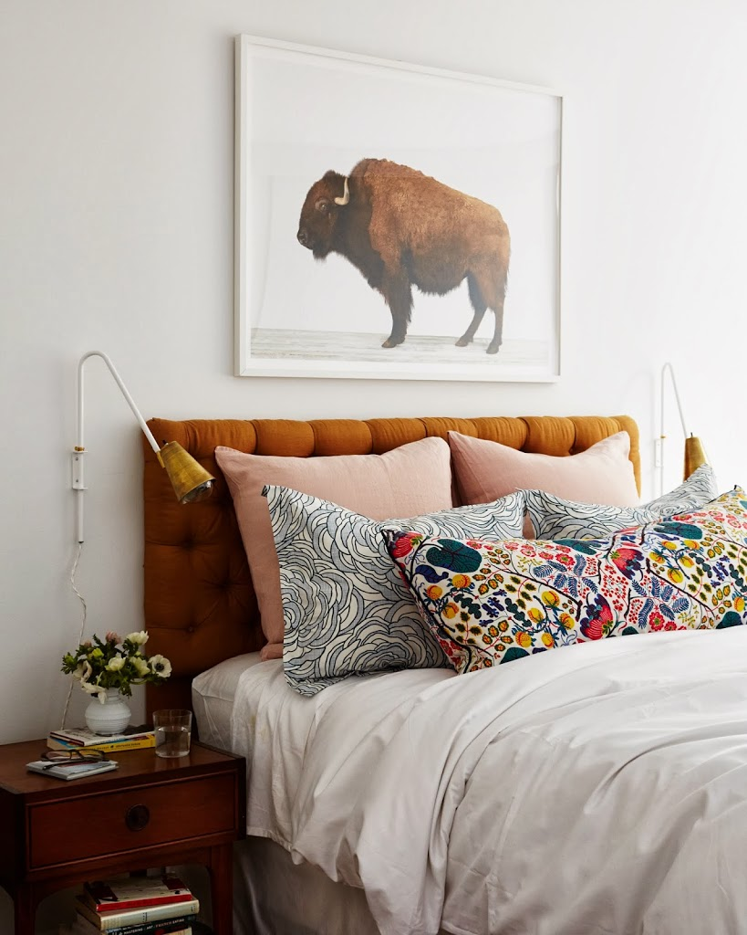 Joanna Dard Master Bedroom House Makeover Emily Henderson