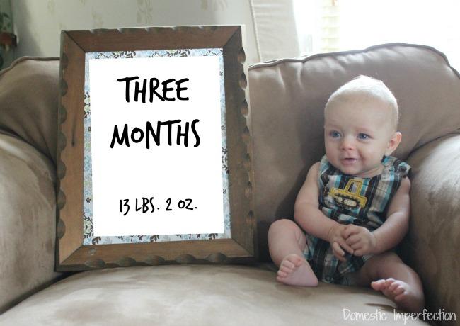 Judah Three Months edit
