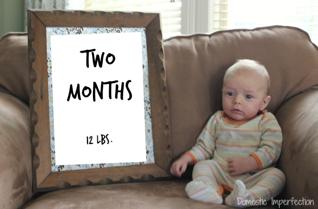Judah - two months edit