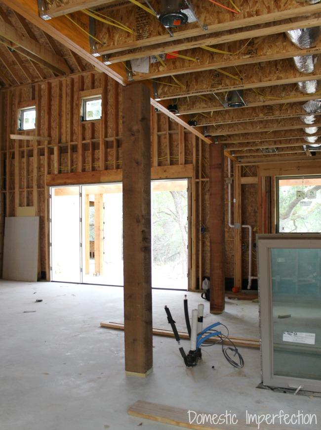 kitchen beams