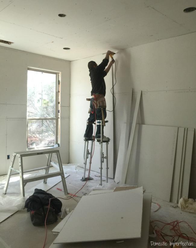 drywall equipment