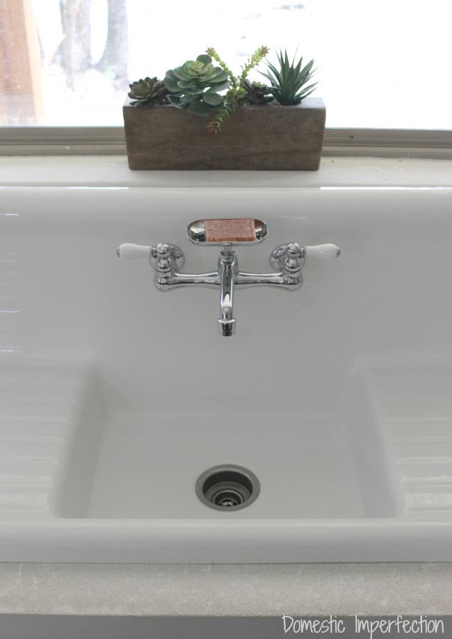1920's vintage sink replica