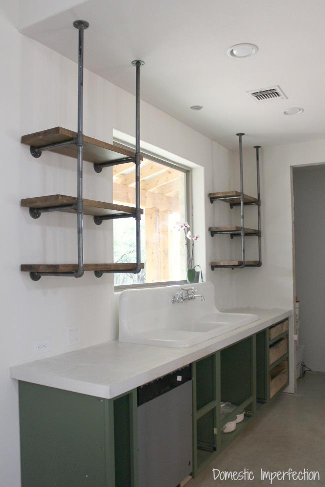 Industrial Kitchen Shelving Crowdbuild For