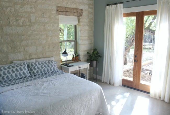 Master Bedroom Draperies