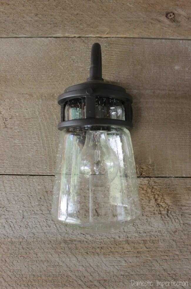 farmhouse outdoor lights
