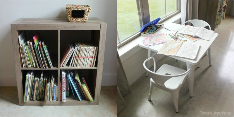 efficient kids room