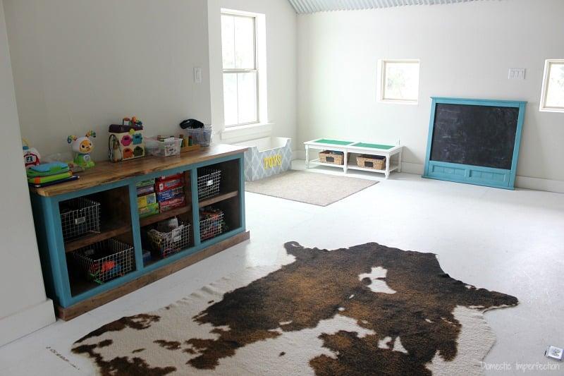 loft play area