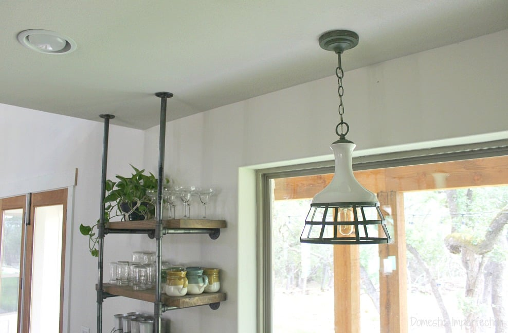 farmhouse light fixture