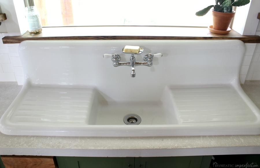 Our Nbi Drainboard Sink Two Years